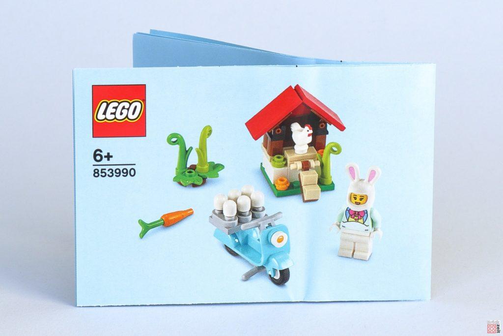 LEGO 853990 Osterhäuschen - Anleitung | ©2020 Brickzeit