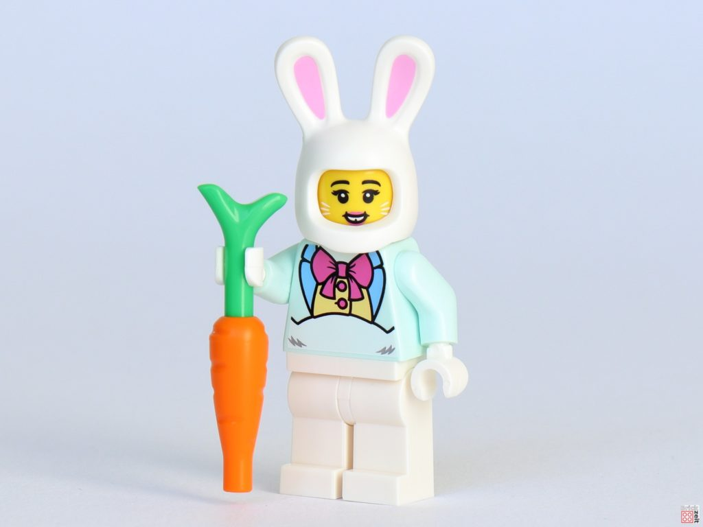 LEGO 853990 Osterhäsin mit Karotte | ©2020 Brickzeit