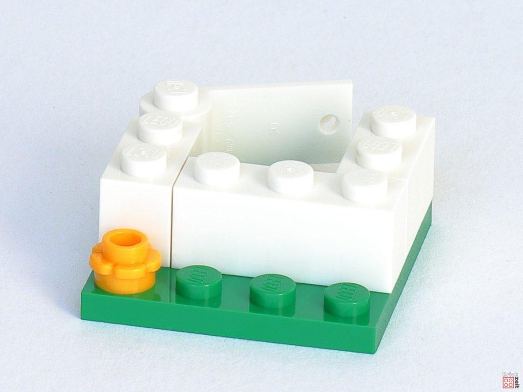 LEGO 853990 Osterhäuschen im Bau 02 | ©2020 Brickzeit