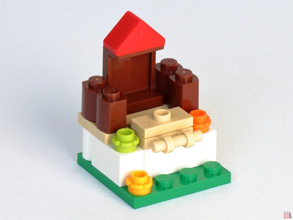 LEGO 853990 Osterhäuschen im Bau 05 | ©2020 Brickzeit
