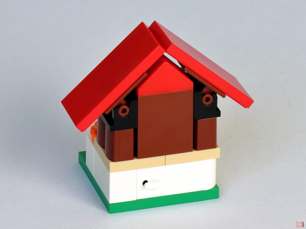 LEGO 853990 Osterhäuschen im Bau 10 | ©2020 Brickzeit