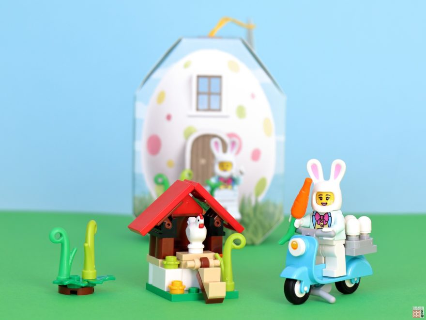 LEGO 853990 Osterhäuschen | ©2020 Brickzeit