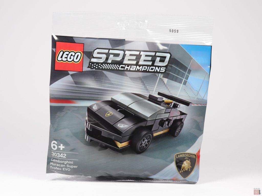 LEGO Speed Champions 30342 Lamborghini Huracán Super Trofeo EVO Polybag | ©2020 Brickzeit