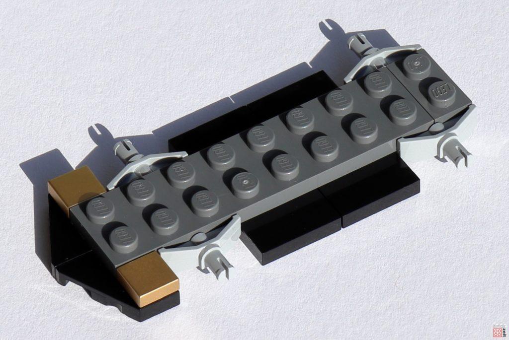 LEGO 30342 Aufbau | ©2020 Brickzeit