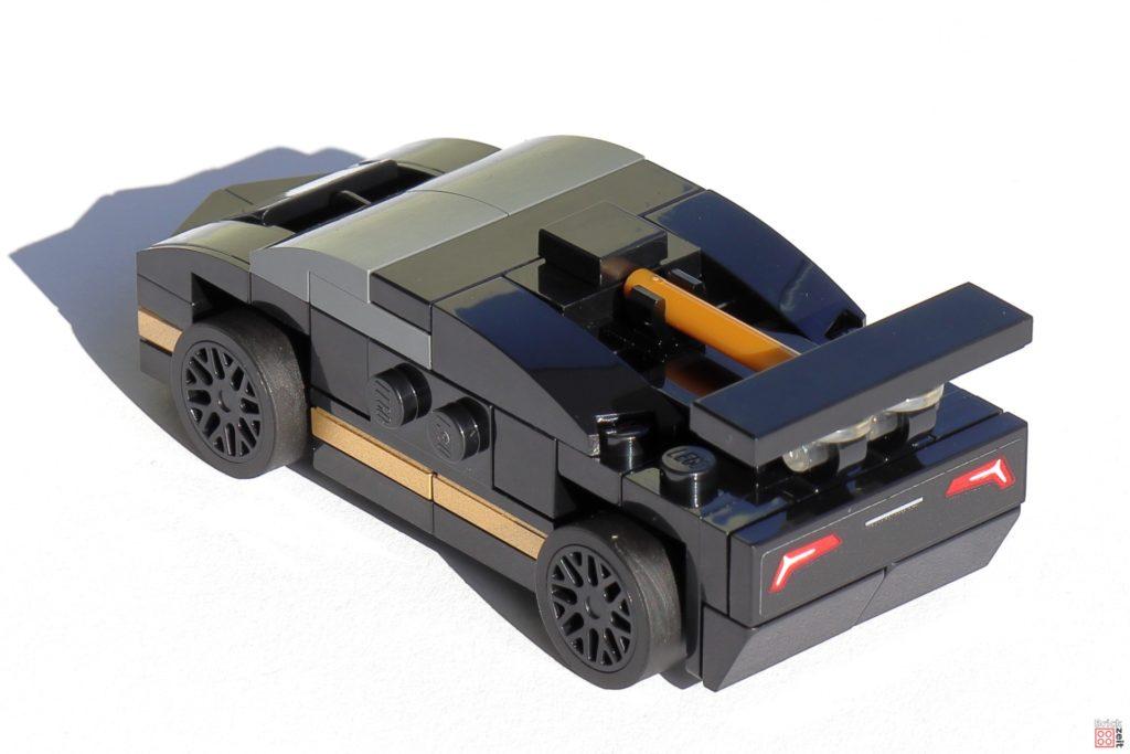 LEGO Speed Champions 30342 Lamborghini Huracán Super Trofeo EVO - Rückseite | ©2020 Brickzeit