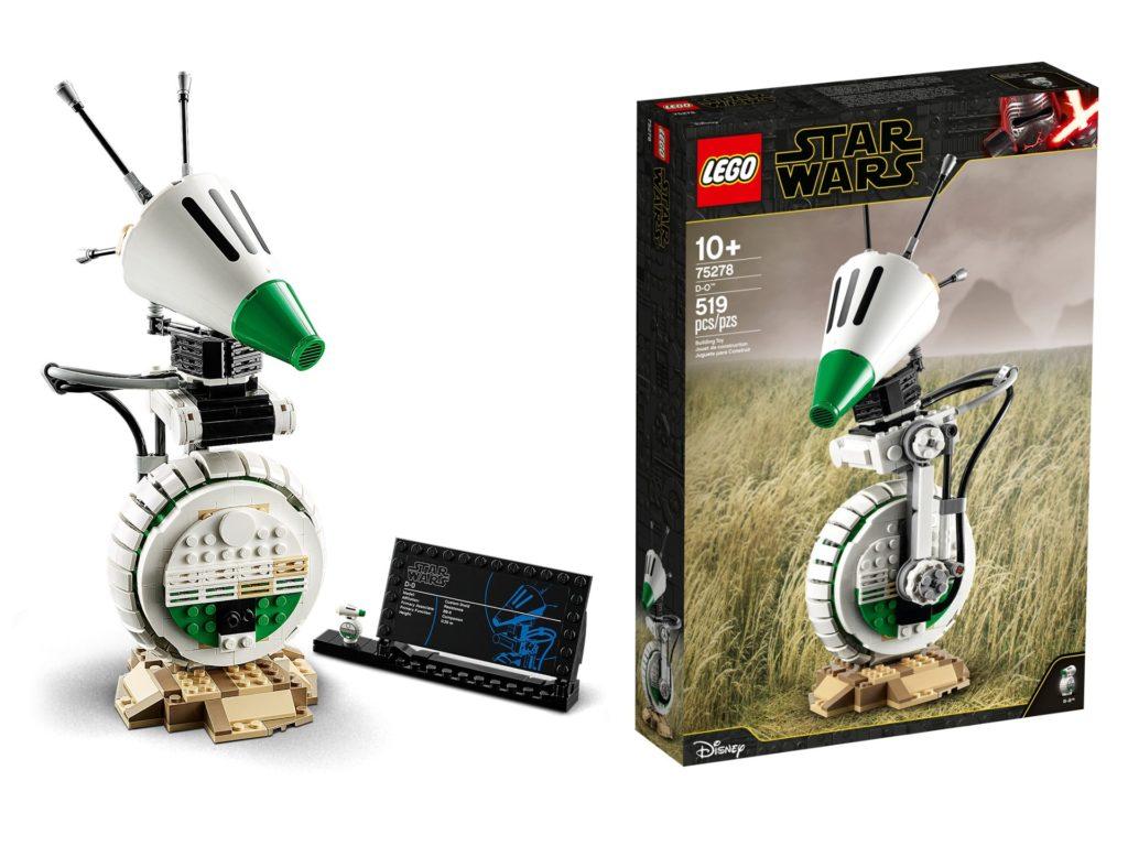 LEGO Star Wars 75278 D-O - Titelbild | ©LEGO Gruppe