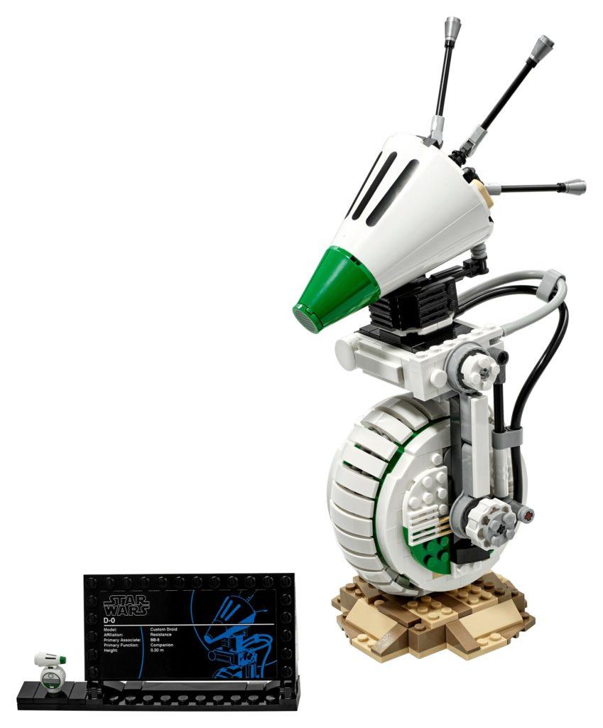 LEGO Star Wars 75278 D-O | ©LEGO Gruppe