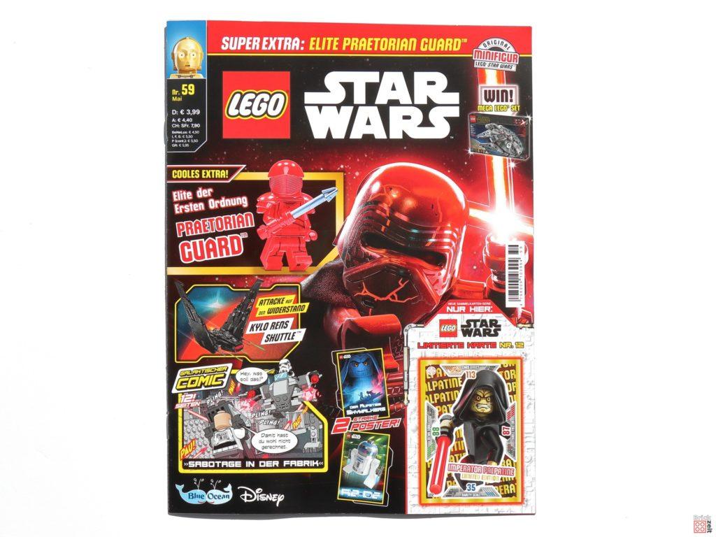 LEGO Star Wars Magazin 59 (Mai 2020) | ©Brickzeit