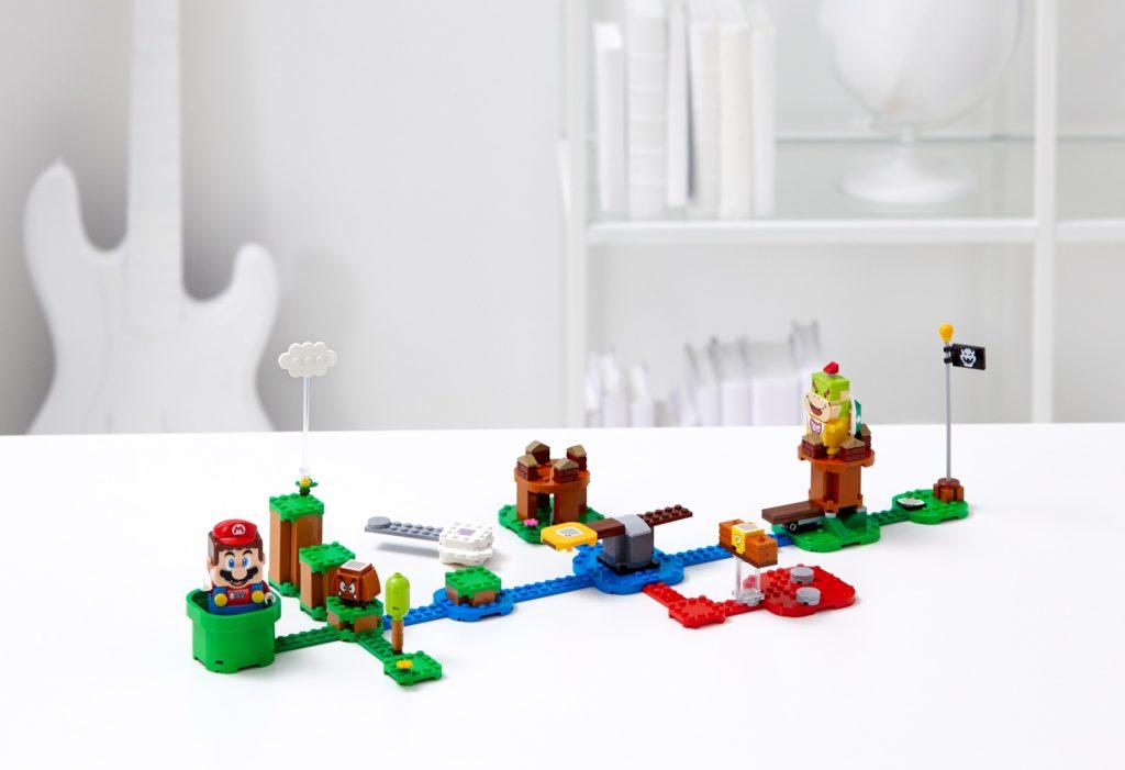 LEGO Super Mario 71360 Abenteuer mit Mario - Starterset | ©LEGO Gruppe
