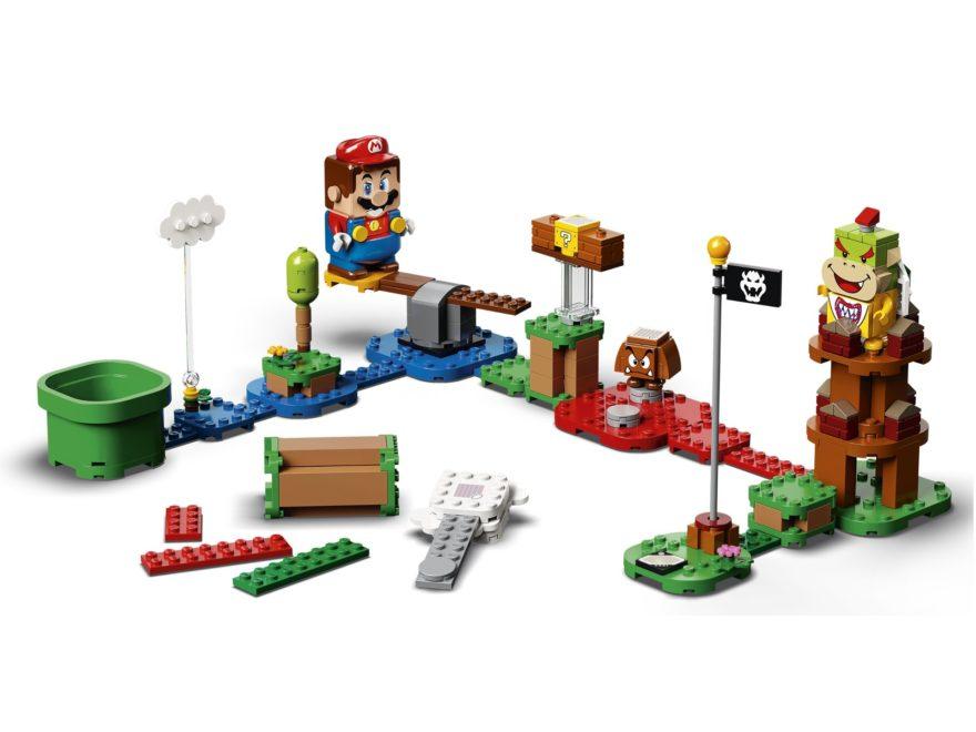 LEGO Super Mario 71360 Abenteuer mit Mario - Starterset - Titelbild | ©LEGO Gruppe