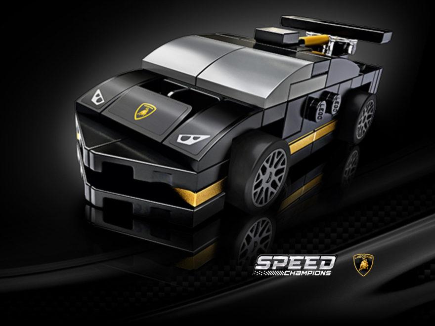 LEGO Speed Champions 30342 Lamborghini Huracán Super Trofeo EVO - Titelbild | ©LEGO Gruppe
