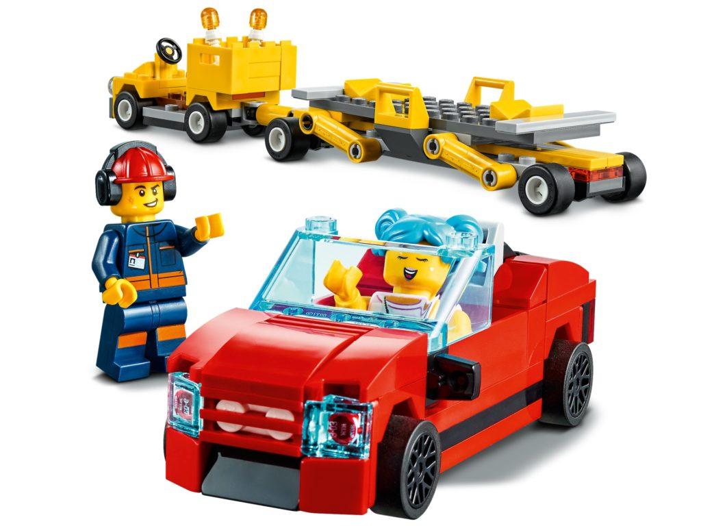 LEGO City 60262 Passagierflugzeug | ©LEGO Gruppe