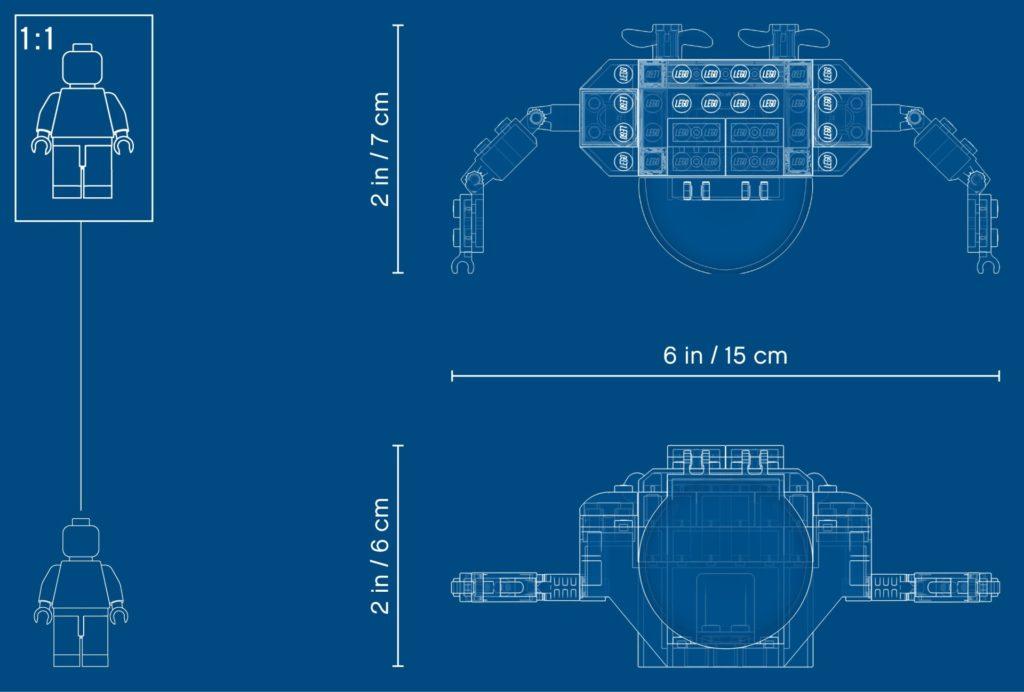 LEGO City 60263 Mini-U-Boot für Meeresforscher | ©LEGO Gruppe