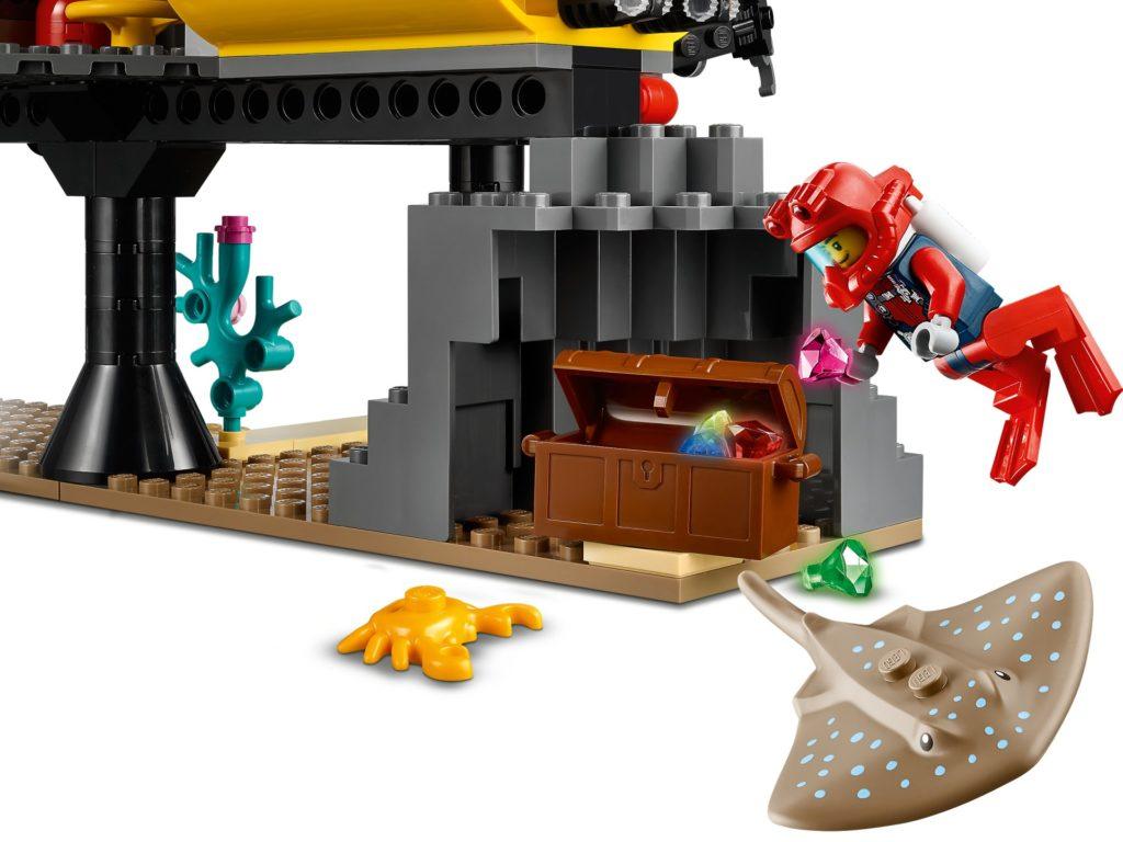 LEGO City 60265 Meeresforschungsbasis | ©LEGO Gruppe