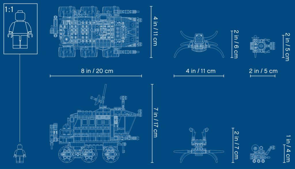 LEGO Creator 31107 Planeten Erkundungs-Rover   ©LEGO Gruppe