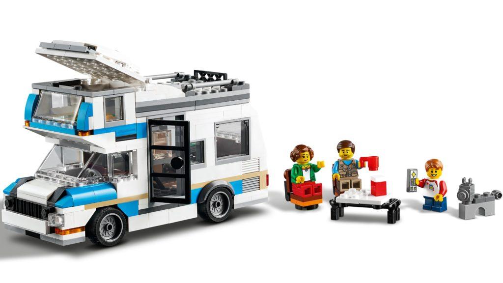 LEGO Creator 31108 Campingurlaub   ©LEGO Gruppe