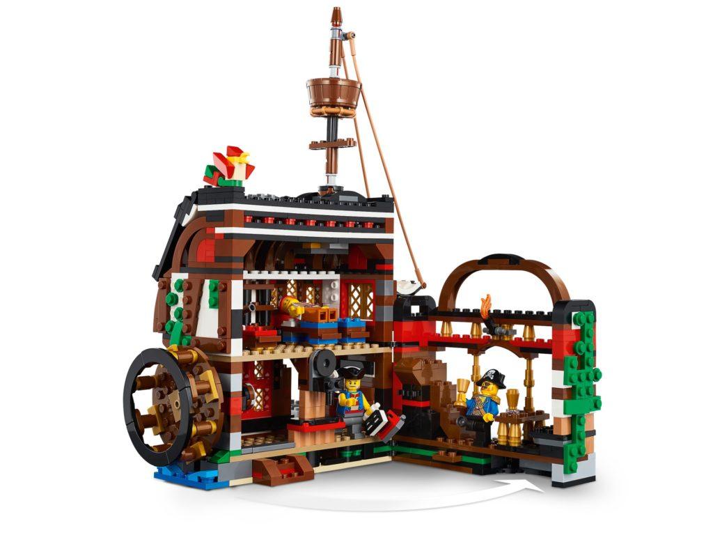 LEGO Creator 31109 Piratenschiff   ©LEGO Gruppe