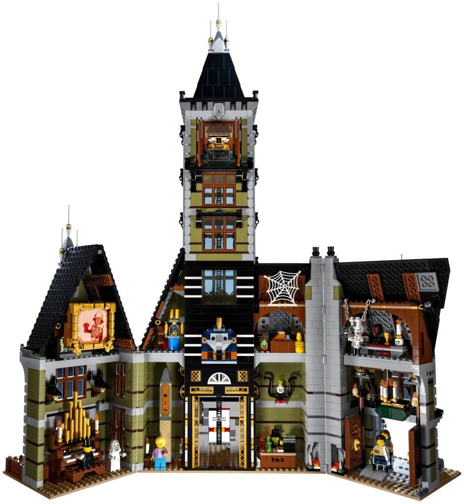 LEGO Creator Expert 10273 Geisterhaus auf dem Jahrmarkt | ©LEGO Gruppe