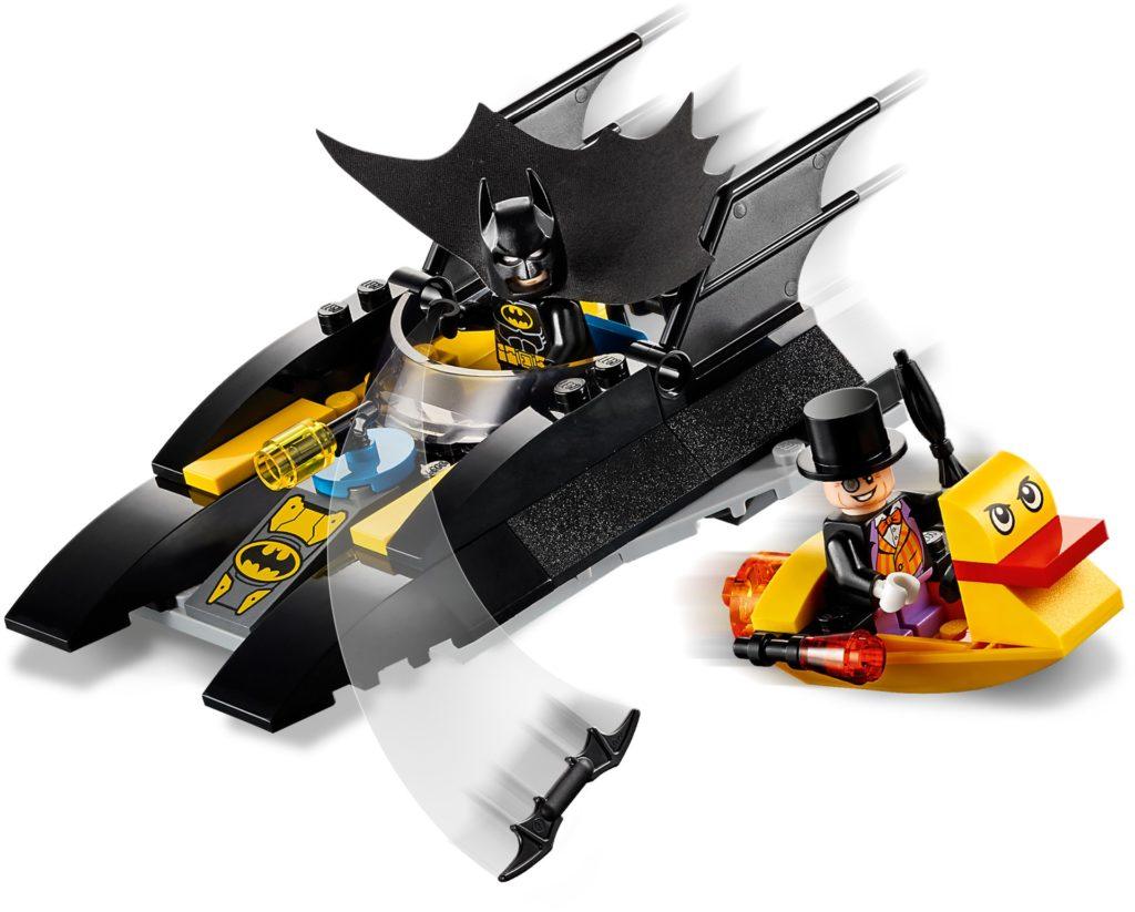 LEGO DC Super Heroes 76158 Verfolgung des Pinguins – mit dem Batboat | ©LEGO Gruppe