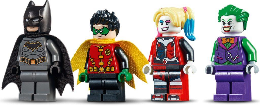 LEGO DC Super Heroes 76159 Jokers™ Trike-Verfolgungsjagd | ©LEGO Gruppe