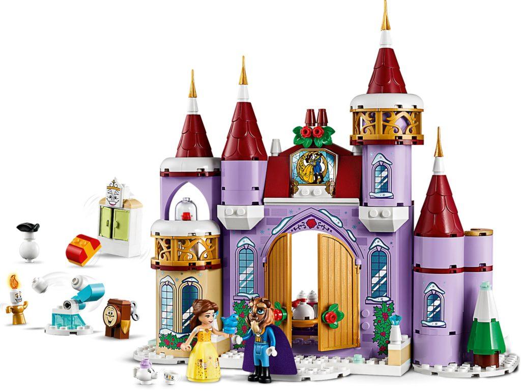 LEGO Disney 43180 Belles winterliches Schloss | ©LEGO Gruppe