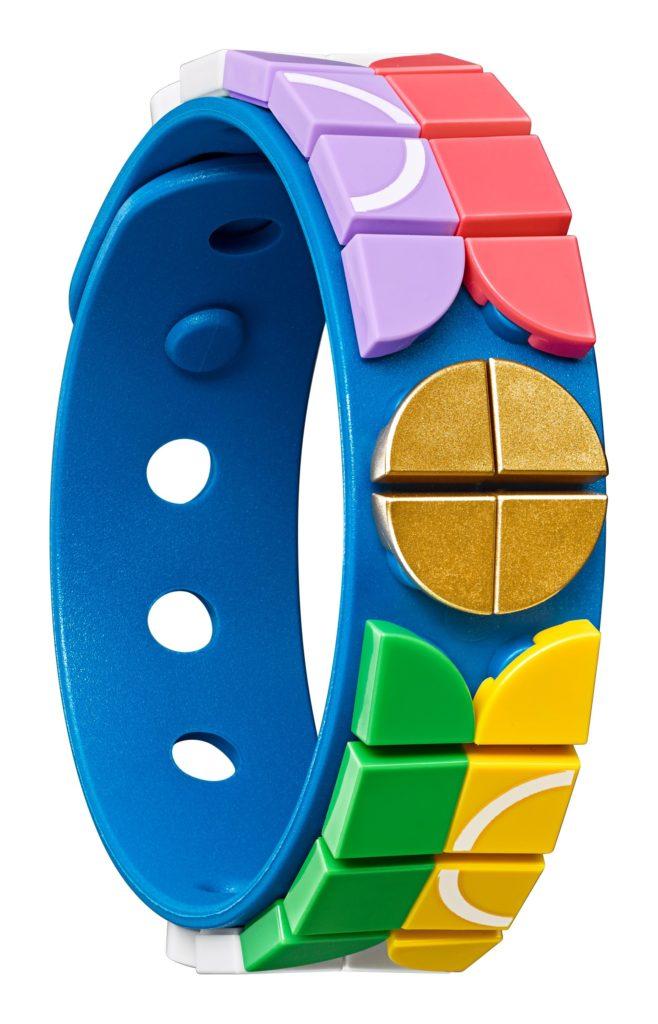 LEGO DOTS 41911 Retro Armband | ©LEGO Gruppe