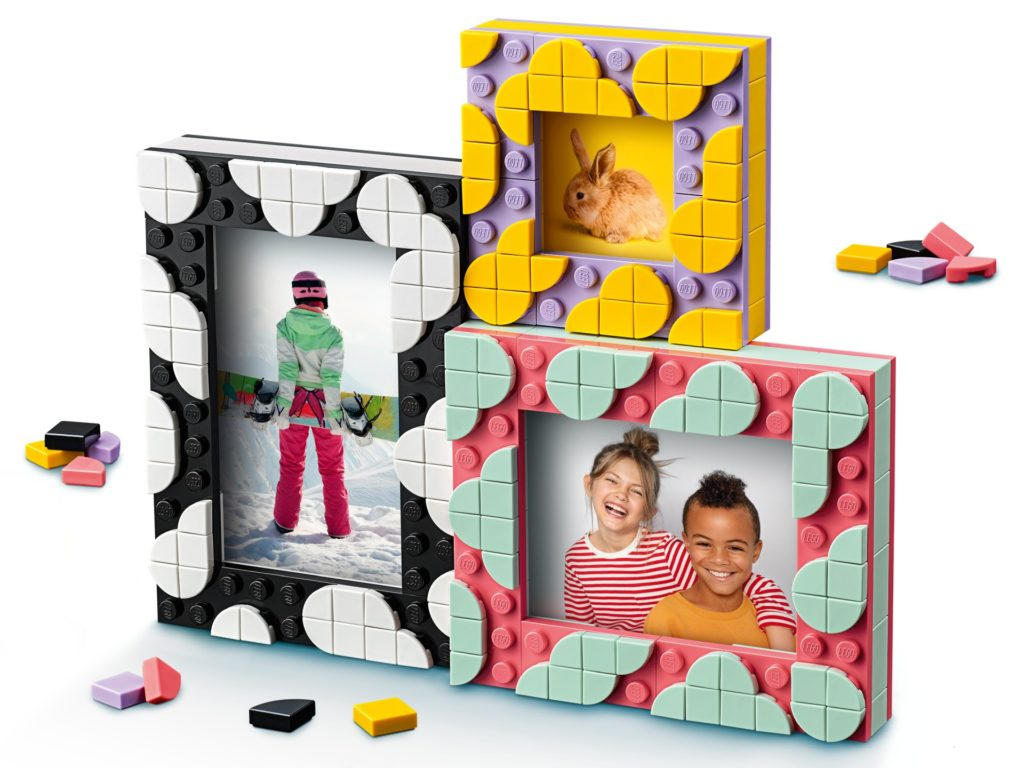 LEGO DOTS 41914 Bilderrahmen | ©LEGO Gruppe