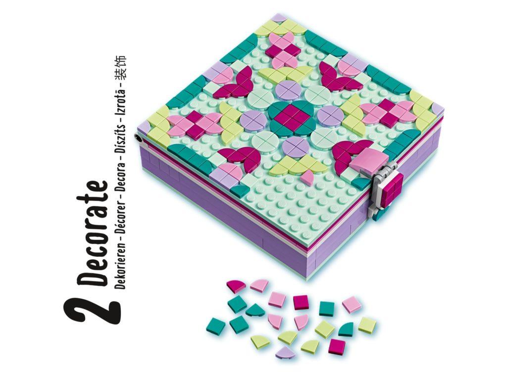 LEGO DOTS 41915 Schmuckbox | ©LEGO Gruppe