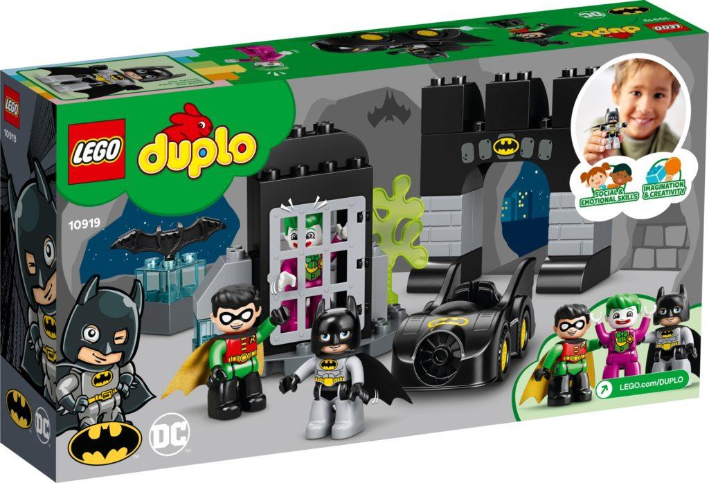 LEGO DUPLO 10919 Bathöhle | ©LEGO Gruppe