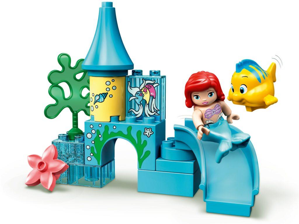 LEGO DUPLO 10922 Arielles Unterwasserschloss | ©LEGO Gruppe
