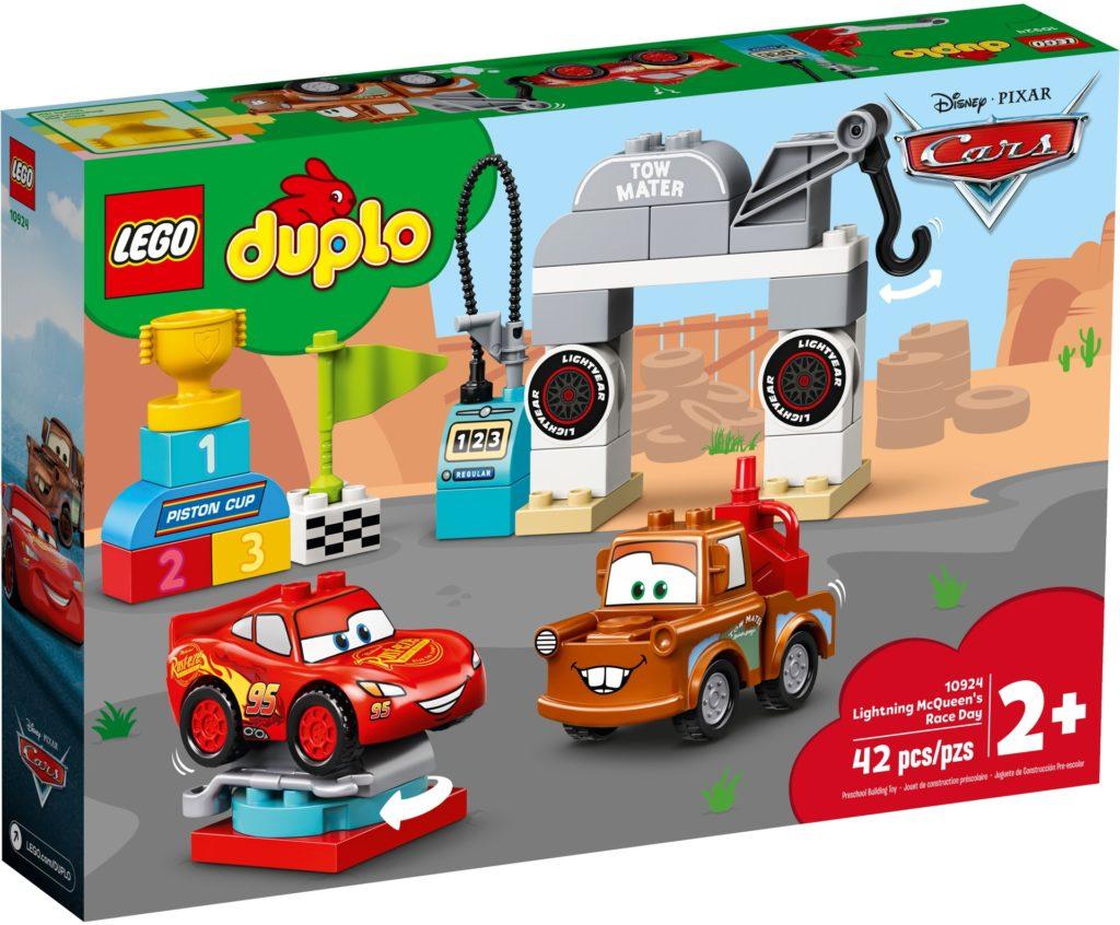LEGO DUPLO 10924 Lightning McQueens großes Rennen | ©LEGO Gruppe