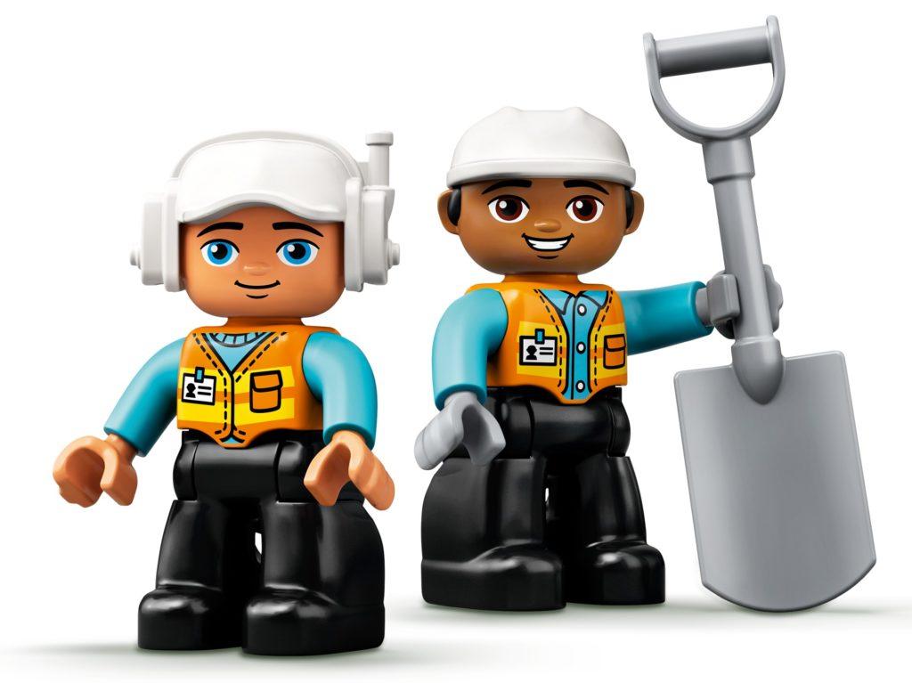 LEGO DUPLO 10931 Bagger und Laster | ©LEGO Gruppe