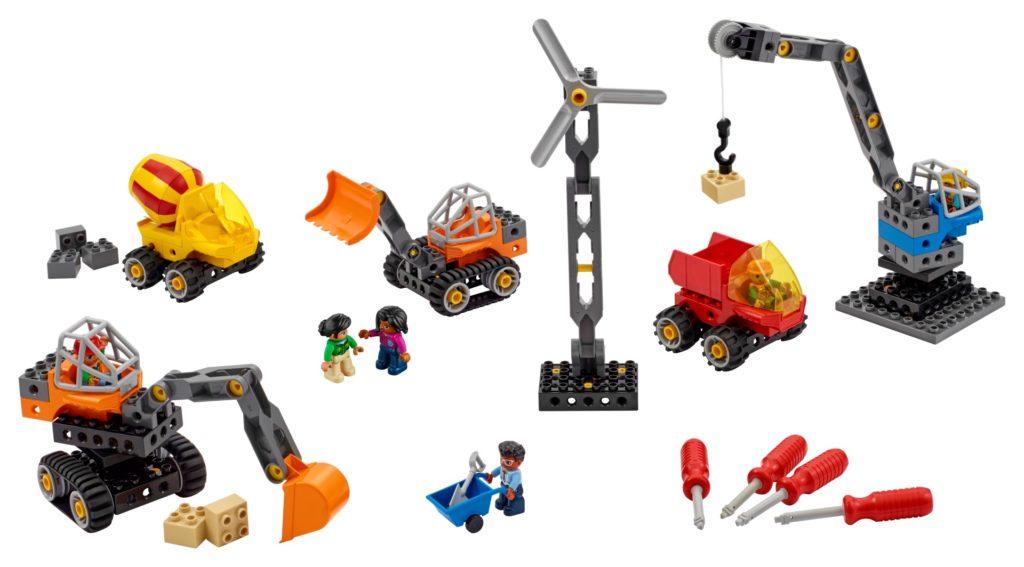 LEGO Education 45002 Maschinentechnik   ©LEGO Gruppe