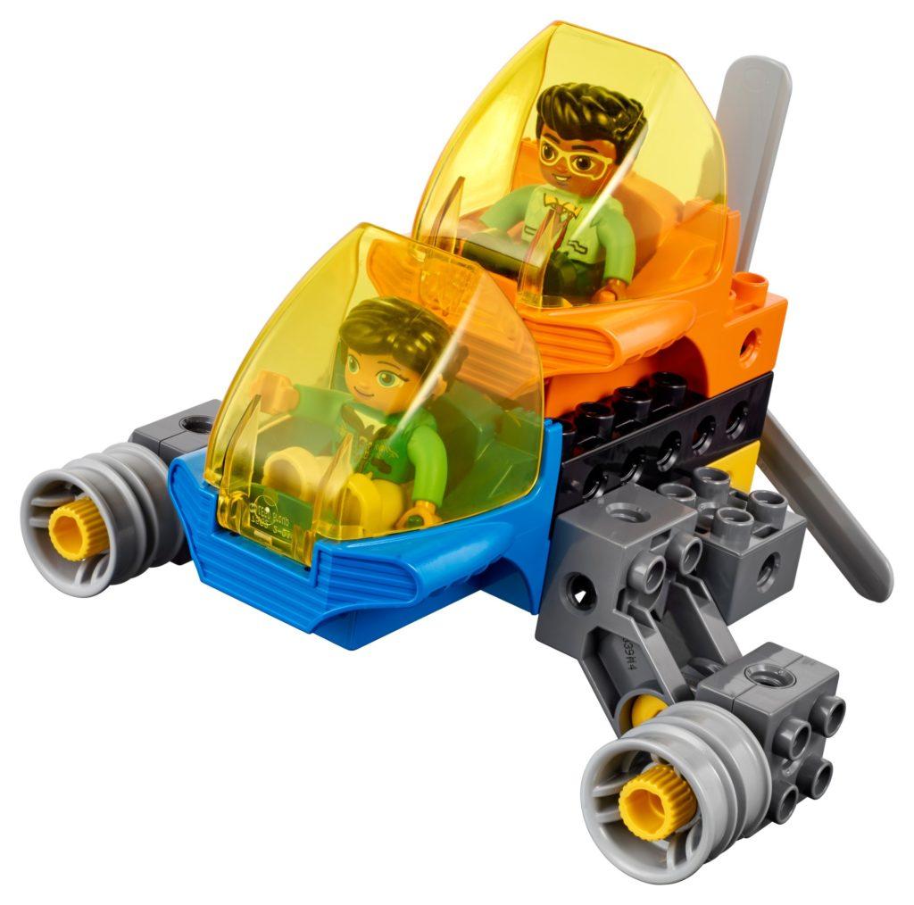 LEGO Education 45002 Maschinentechnik | ©LEGO Gruppe