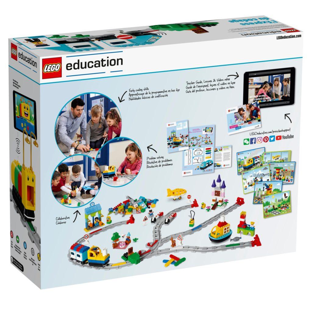 LEGO Education 45025 Digi-Zug | ©LEGO Gruppe