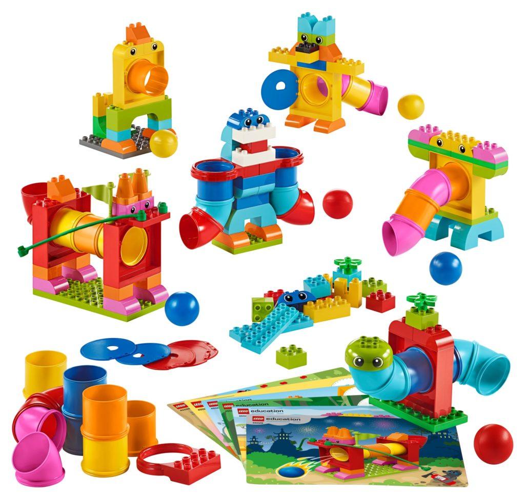 LEGO Education 45026 Röhren   ©LEGO Gruppe