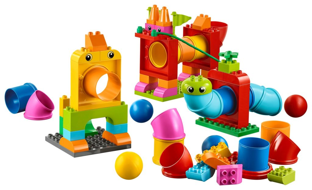LEGO Education 45026 Röhren | ©LEGO Gruppe