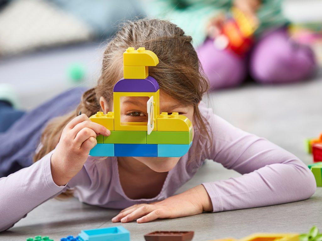 LEGO Education 45028 Meine riesige Welt   ©LEGO Gruppe