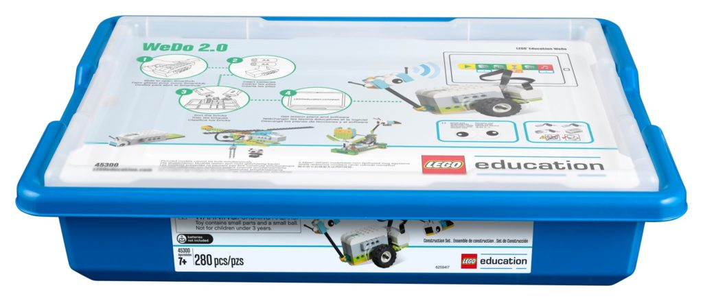 LEGO Education 45300 WeDo 2.0 Set   ©LEGO Gruppe