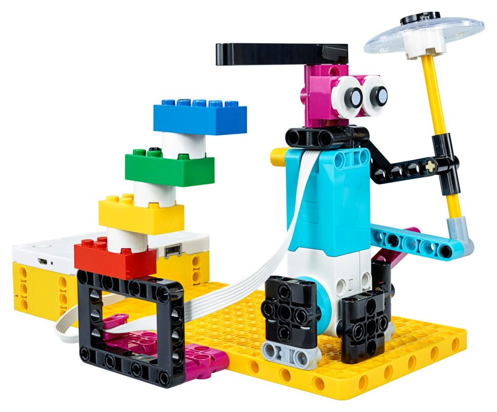 LEGO Education 45678 SPIKE™ Prime-Set   ©LEGO Gruppe