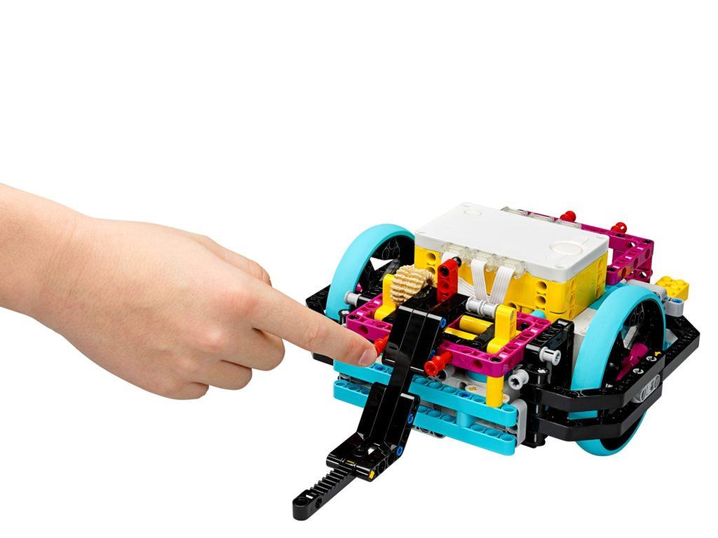 LEGO Education 45680 SPIKE™ Prime-Erweiterungsset | ©LEGO Gruppe