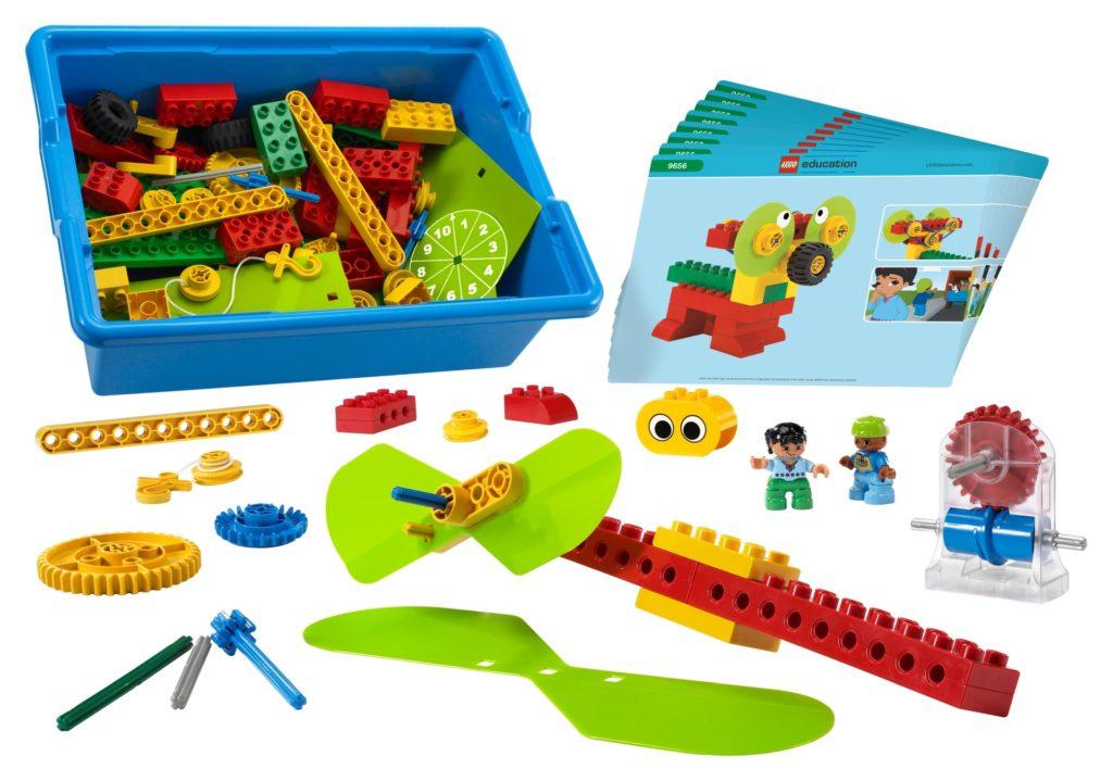 LEGO Education 9656 Erste einfache Maschinen Set   ©LEGO Gruppe