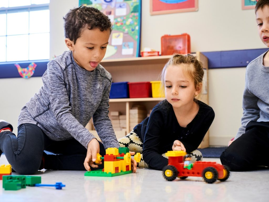 LEGO Education 9656 Erste einfache Maschinen Set | ©LEGO Gruppe