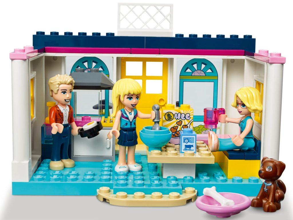 LEGO Friends 41398 Stephanies Familienhaus (4+) | ©LEGO Gruppe