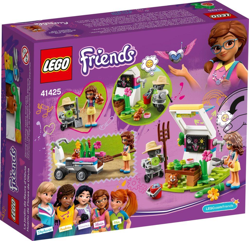 LEGO Friends 41425 Olivias Blumengarten | ©LEGO Gruppe