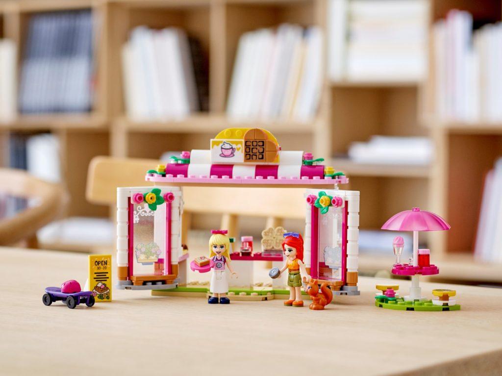 LEGO Friends 41426 Heartlake City Waffelhaus | ©LEGO Gruppe