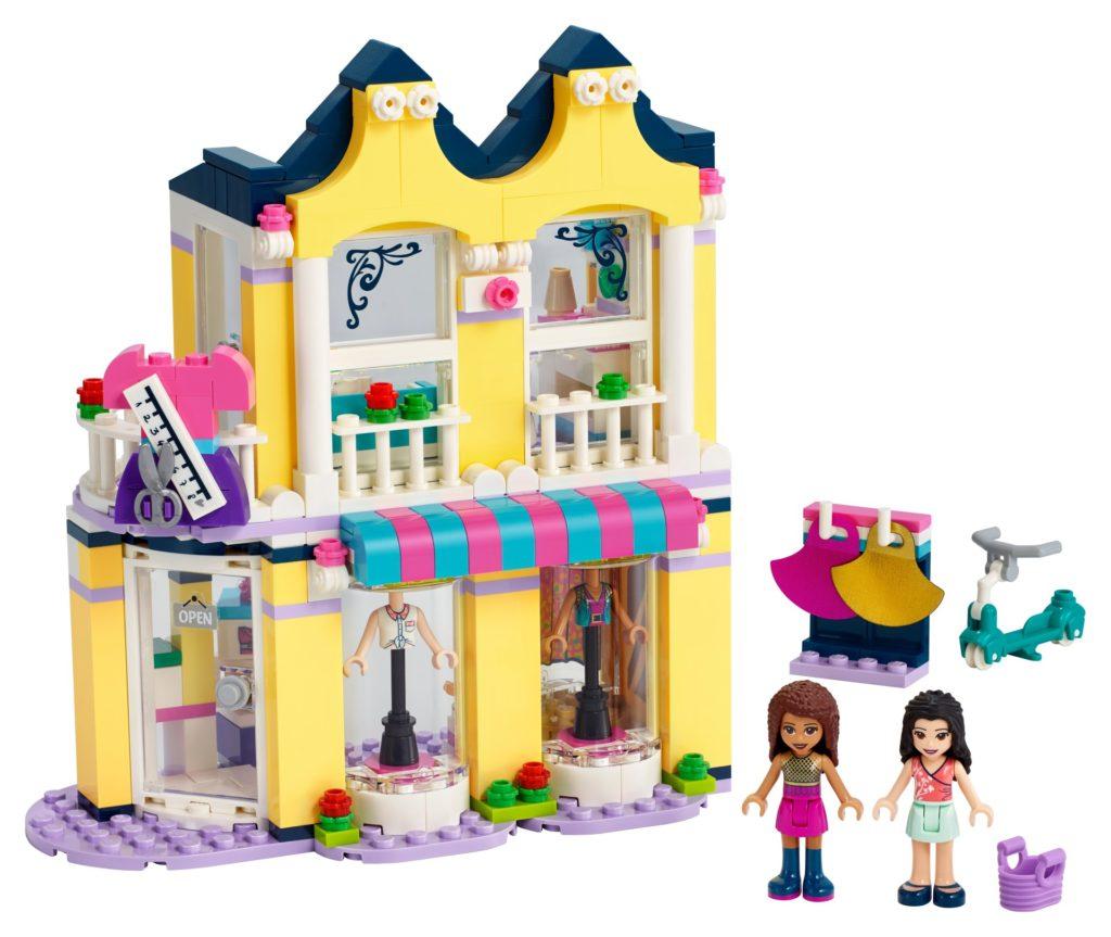 LEGO Friends 41427 Emmas Mode-Geschäft | ©LEGO Gruppe