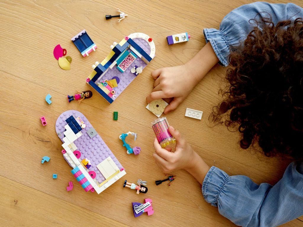 LEGO Friends 41427 Emmas Mode-Geschäft