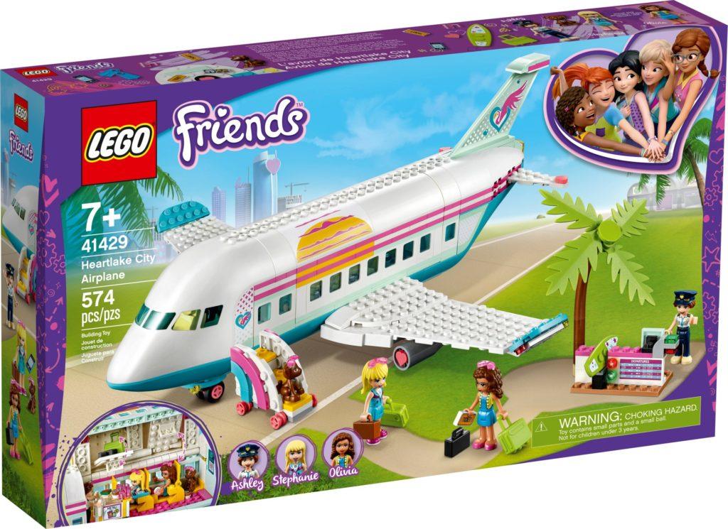 LEGO Friends 41429 Heartlake City Flugzeug | ©LEGO Gruppe