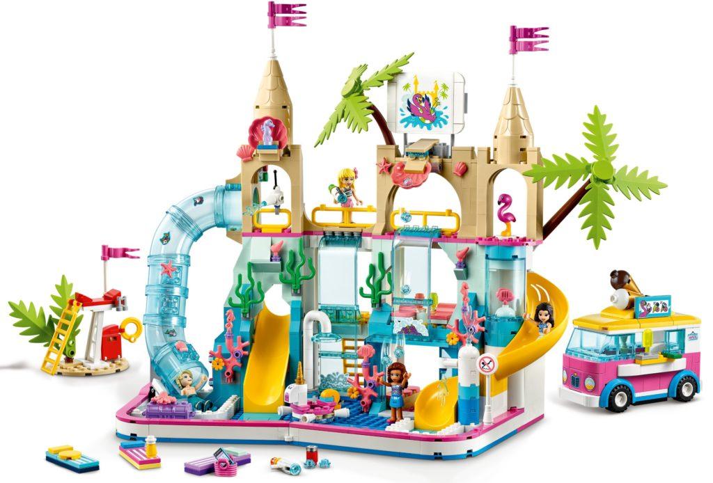 LEGO Friends 41430 Wasserpark von Heartlake City | ©LEGO Gruppe